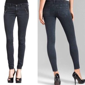 AG USA The Willow Zip Pocket Extreme Skinny Jeans